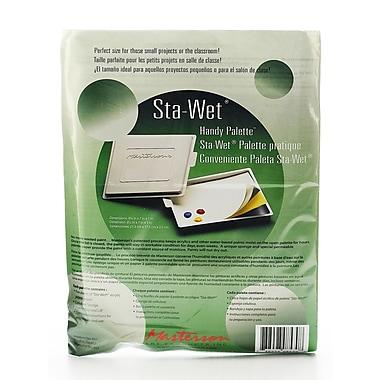 Masterson Sta-Wet Handy Palette Each No. 857 Sta-Wet Handy Palette [Pack Of 2] (2PK-857)