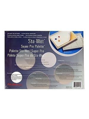 Masterson Sta-Wet Super Pro Palette Pro Palette (11216)