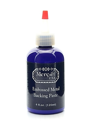 Mercart Backing Paste 4 Oz. [Pack Of 2] (2PK-BACKING PASTE)
