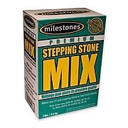 Milestones Premium Stepping Stone Mix 8 Lb. Box [Pack Of 2] (2PK-903-16102)