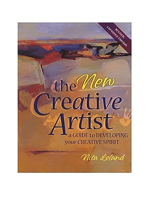 North Light The New Creative Artist: A Guide To Developing Your Creative Spirit The New Creative Artist (9781581807561)
