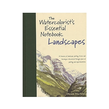 North Light The Watercolorist'S Essential Notebook: Landscapes (9781581806601)