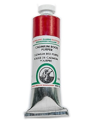 Old Holland Classic Oil Colours Cadmium Red Purple 40 Ml 025 (09025)