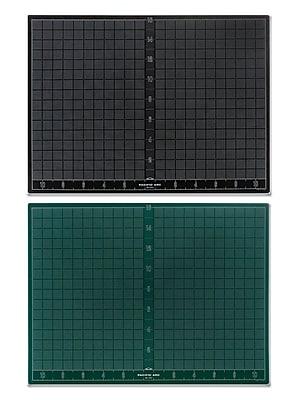 Pacific Arc Multipurpose Cutting Mats Green/Black 18 In. X 24 In. (GB-1824)