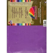 Pacon Peacock Construction Paper Violet 12 In. X 18 In. [Pack Of 2] (2PK-P7212)
