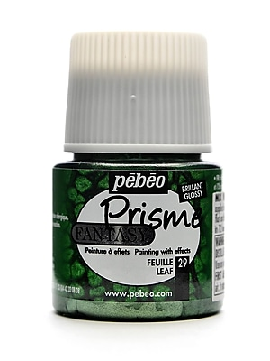 Pebeo Fantasy Prisme Effect Paint Leaf 45 Ml [Pack Of 3] (3PK-166029CAN)