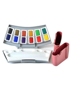 Pelikan Transparent Watercolors Set Of 12 (721886)