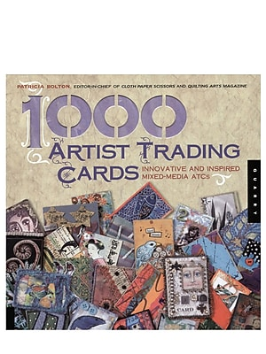 Quarry 1,000 Artist Trading Cards 1,000 Artist Trading Cards (9781592533343)