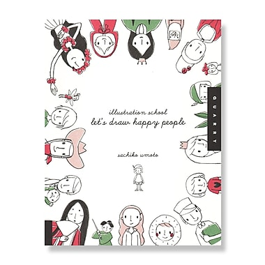 Quarry Illustration School Let'S Draw Happy People (9781592536467)