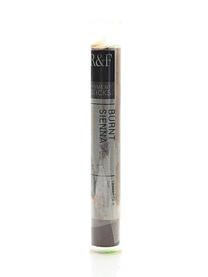 R And F Handmade Paints Pigment Sticks Burnt Sienna 38 Ml [Pack Of 2] (2PK-2114)