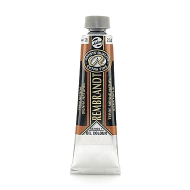 Rembrandt Artist'S Oil Colors Raw Sienna 40 Ml 234 [Pack Of 2] (2PK-100514636)