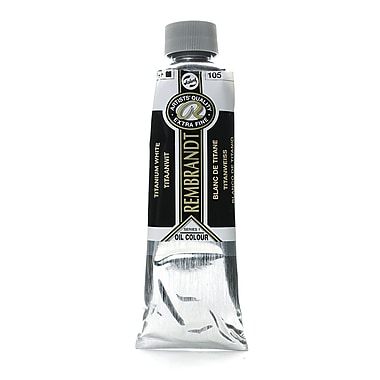 Rembrandt Artist'S Oil Colors Titanium White 150 Ml 105 (100514741)