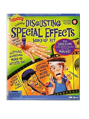 Scientific Explorer Disgusting Special Effects Make-Up Kit Each (OS6802010TL)