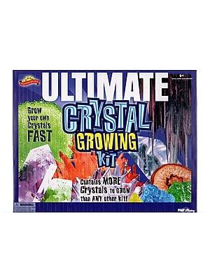 Scientific Explorer Ultimate Crystal Growing Kit Each (OSA230) 2169049