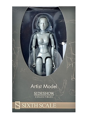 Side Show Collectibles Art S. Buck Artist'S Model Female (1202)