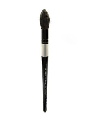 Silver Brush Black Velvet Series Brushes Large Jumbo Round Wash 3025S (3025S LG)