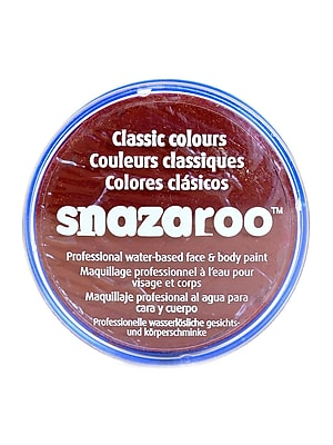 Snazaroo Face Paint Colors Burgundy [Pack Of 2] (2PK-1118866)