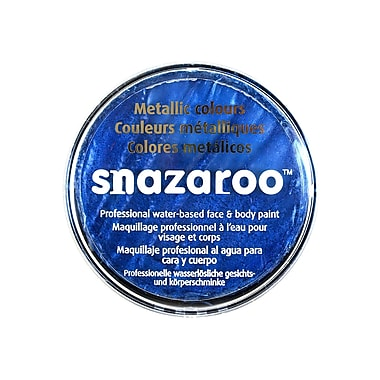 Snazaroo Face Paint Colors Electric Blue [Pack Of 2] (2PK-1118331)