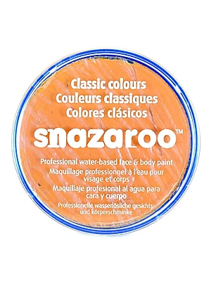 Snazaroo Face Paint Colors Ochre Yellow [Pack Of 2] (2PK-1118244)