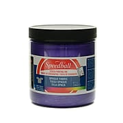 Speedball Opaque Fabric Screen Printing Inks Amethyst 8 Oz. (4806)