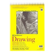 Strathmore 300 Series Drawing Paper Pads 11 In. X 14 In. [Pack Of 2] (2PK-340-11-1)