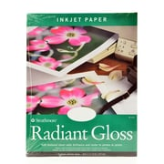 Strathmore Inkjet Paper 8 1/2 In. X 11 In. Radiant Gloss Pack Of 20 (59-530)