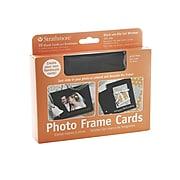 Strathmore Photoframe Greeting Card Black Pack Of 10 [Pack Of 2] (2PK-105-186-1)