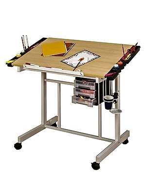 Studio Designs Deluxe Craft Station Craft Table (13252)