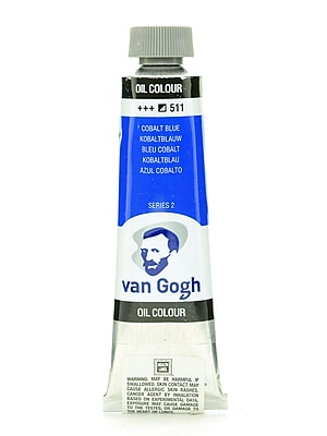 Van Gogh Oil Color Vermilion 40 Ml (1.35 Oz) [Pack Of 2] (2PK-100514797)