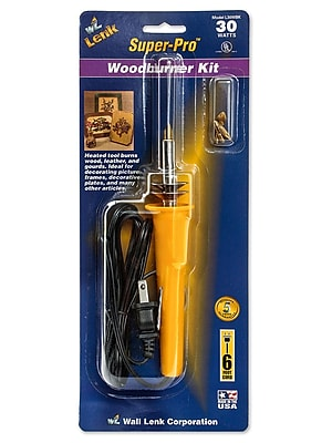 Wall Lenk Corporation Woodburner Kits Super-Pro Woodburning Kit (L30WBK)