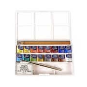 Winsor  And  Newton Cotman Water Colour Deluxe Sketchers' Pocket Box Set Of 12 (0390060)
