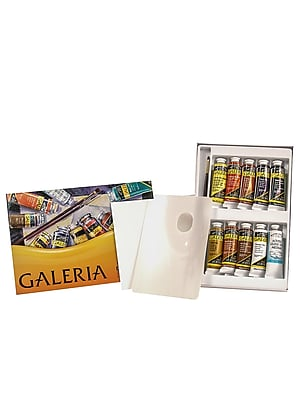 Winsor And Newton Galeria Acrylic Colour Complete Set Each (2190518) 2245724
