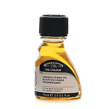 Winsor And Newton Linseed Oil Stand 75 Ml (3221749)