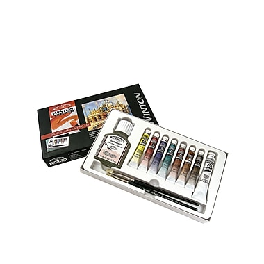 Winsor And Newton Winton Oil Colour Painting Set Each (1490627)