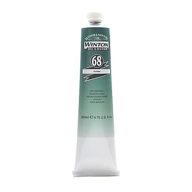 Winsor And Newton Winton Oil Colours 200 Ml Viridian 68 (1437692)