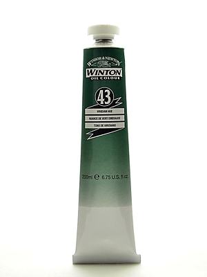 Winsor And Newton Winton Oil Colours 200 Ml Viridian Hue 43 (1437696)