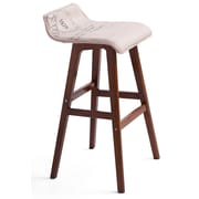 Vandue Corporation Stanton Lo Back 33'' Bar Stool with Cushion