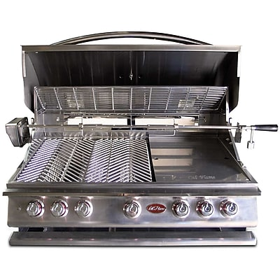 Cal Flame 5-Burner Built-In Propane Gas Grill WYF078279138560