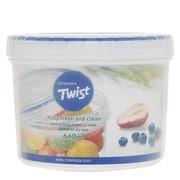 Lock & Lock Twist Top Round 21.6 Oz. Food Storage Container