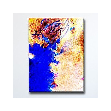 Ready2hangart 'Pantomime' by Bruce Bain Graphic Art on Canvas; 40'' H x 30'' W x 1.5'' D