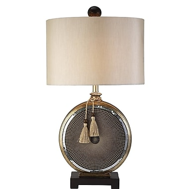 OK Lighting Mosaic 31.5'' Table Lamp