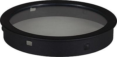 Volume Lighting Top Cover Lens; Black WYF078278295422