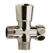 Speakman Versatile Shower Arm Diverter Valve; Brushed Nickel