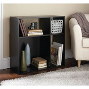 Homestar 30'' Cube Unit Bookcase; Java Mocha