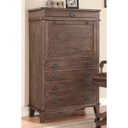 Fairfax Home Collections Harrison Flats Secretary Desk