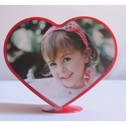 Creative Motion Rotating Heart Picture Frame