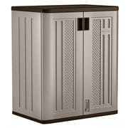 Suncast 2.5 Ft. W x 1.6 Ft. D Base Storage Cabinet