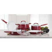 WearEver Pure Living 10 Piece Cookware Set