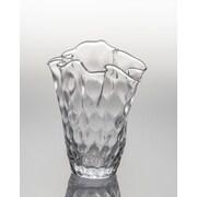 Abigails Pam Ruffle Top Vase