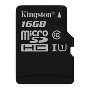 Kingston microSDHC Class 10 UHS-I 45R Flash Cards